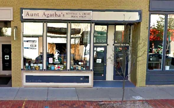 Aunt Agatha's